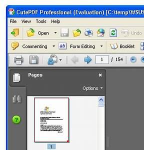 Solid Documents... Cutepdf