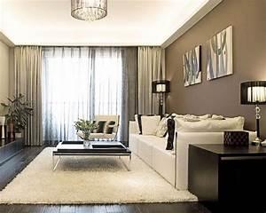 Wohnzimmer Einrichten Brauntöne : wohnzimmer in braun und beige einrichten 55 ideen f r ~ Watch28wear.com Haus und Dekorationen