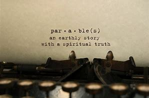 Image result for PARABLES IN THE BIBLE