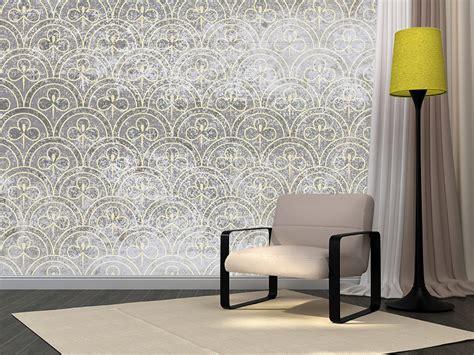 Papier Peint Fresque Fleurs by Yeda Design Papier Peint Textile Et Vinyle Adh 233 Sif