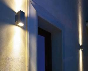 Wandleuchte Up Down : lampenlux led au enleuchte elton au enlampe wandlampe wandleuchte up down light 11 5x8x15 8cm ~ Whattoseeinmadrid.com Haus und Dekorationen