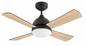 Large ceiling fan complete with light d mm