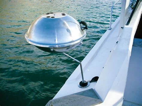 Boat Grill For Rod Holder by Rod Holder Installation Made Easy Boating World