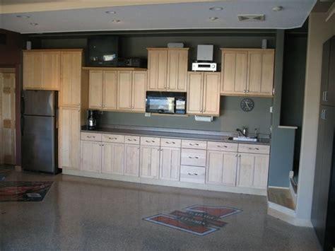 using kitchen cabinets in garage a garage floor done right