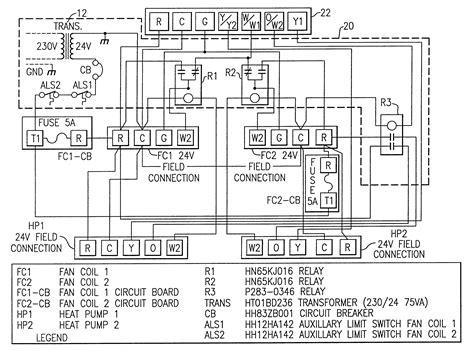 patent  twinning interface control box kit  twinned fan coils  dual heat pump