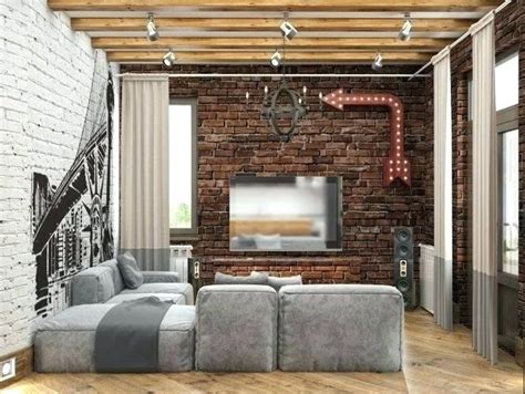 unique industrial wall decor ideas detectview