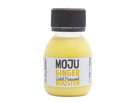 ginger shots juice cold shot pressed moju anyone fiery booster launches