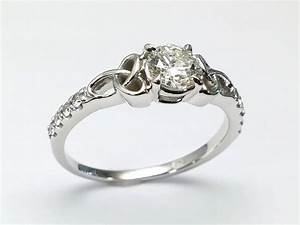 Awesome Celtic Inspired Engagement Rings