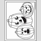 Trick Or Treat Bag Coloring Pages | 590 x 762 png 45kB