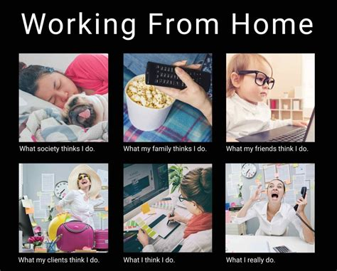 Still working from home? Use these memes to describe the ...