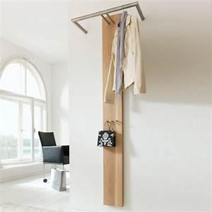 Garderobe Edelstahl Design : design garderobe flurgarderobe eiche edelstahl wandgarderobe garderobenpaneel ebay ~ Sanjose-hotels-ca.com Haus und Dekorationen