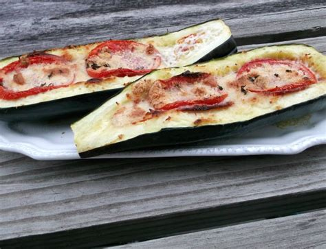 Zucchini Pizza Boats In Oven by Zucchini Pizza Boats Words Of Deliciousness
