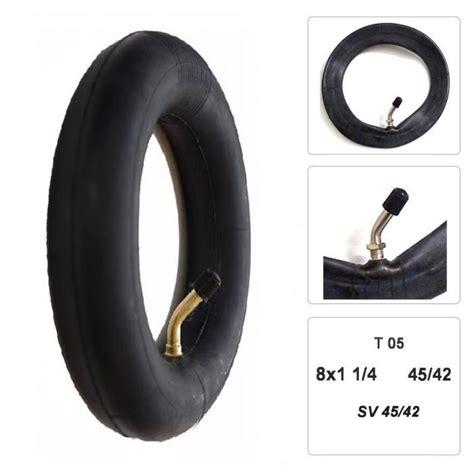 chambre a air pour poussette chambre à air 8 x 1 1 4 pour poussette remorque achat vente roue pneu 8593375414715