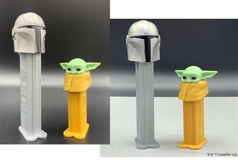 Pez Palz Friends of PEZ: The Star Wars PEZ collection ...