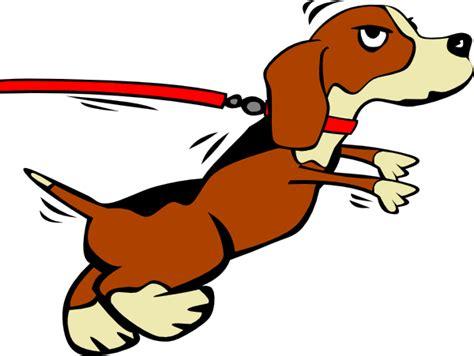 Beagle Big Leash Clip Art At Clker.com