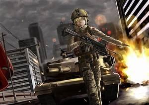 The, Great, War, Wallpaper, Anime, Anime, Girls, Battlefield, Battlefield, 1, Hd, Wallpaper