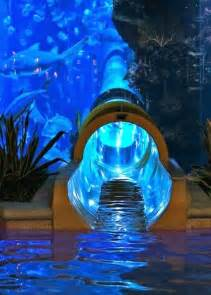 Golden Nugget Las Vegas Water Slide