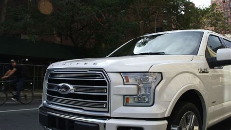 luxury ford trucks ford f 150 limited the day of the luxury pickup truck is here