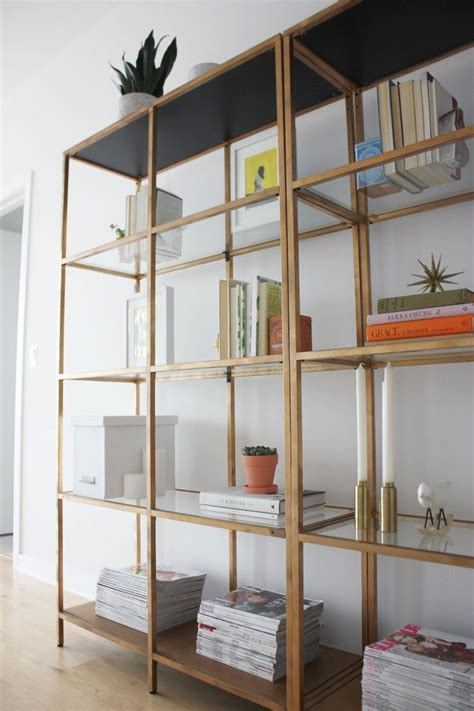 Living Room Glass Unit by 15 Living Room Glass Shelves Shelf Ideas