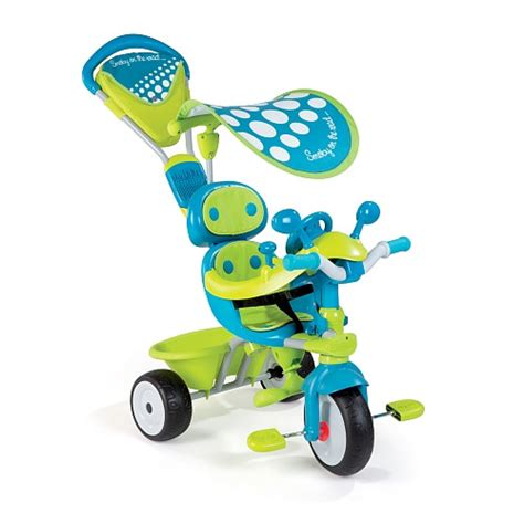 si e bebe velo tricycle baby driver confort sport smoby avis