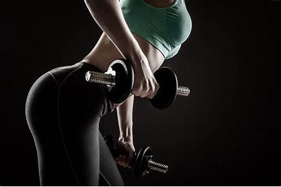 Workout Fitness Gym Exercise Dumbbells Wallpapers Sportswear