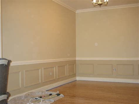 Faux Wainscoting by Installing Faux Wainscoting A Concord Carpenter