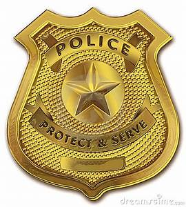 Police Detective Badge Clipart