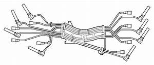 Dodge Ram 2500 Spark Plug Wire Set  Set  Cable    Ign