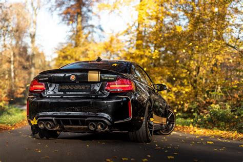 bmw  competition   hp  play   manhart