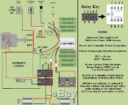 Modified Power Wheels Esc Conversion Kit Upgrade