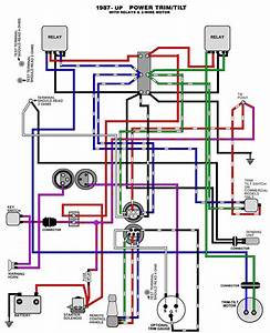 40 Hp Johnson Wiring Harness Diagram Picture