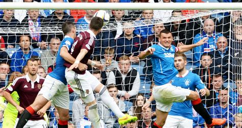 hearts  rangers     siver times