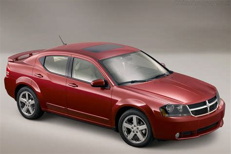 dodge avenger rt images specifications