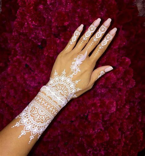 Mehndi Design Tattoos stunning white henna design ideas    love 893 x 960 · jpeg