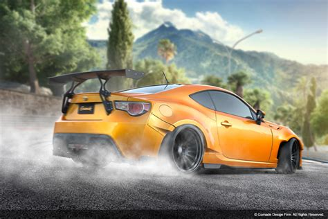 Scion FRS (Drift) | Gurnade