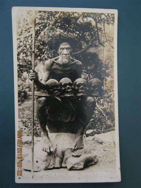 headhunter igorot tribe banaue luzon philippines