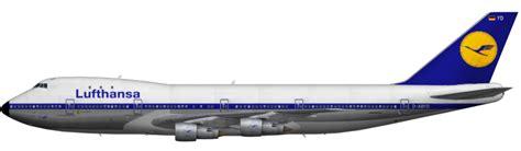 bureau lufthansa lufthansa 747 100 200 faib fsx ai bureau