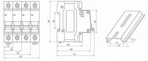 tomc3 63 3ka curve c 1p 63a mini circuit breaker mcb With hager 2 pole circuit breakers types related to miniature circuit