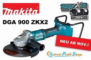 Akku Flex Makita : neuer makita akku winkelschleifer 230 mm dga900zkx2 blog ~ Orissabook.com Haus und Dekorationen