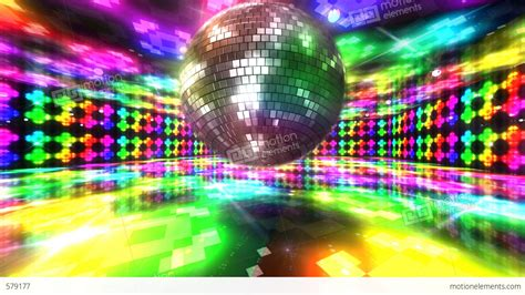 disco ball floor l disco floor q1bs hd stock animation 579177