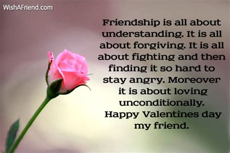 friendship    understanding  valentines day