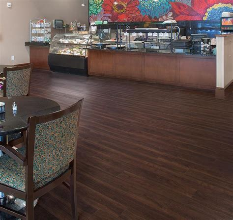 LVT (Luxury Vinyl Tile or Plank)   DeSitter Commercial