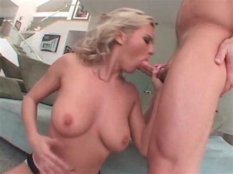 Bree Olson Blowjob Goes Deep On His Cock Alpha Porno