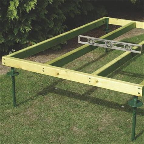 shed anchor kit bq how to build a shed base ideas advice diy at b q
