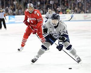 Penn State men's hockey's Vince Pedrie named All-Big Ten ...