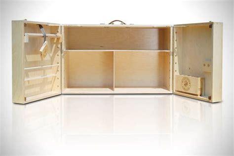 outdoorsman camp kitchen  productindustrial design camp kitchen box camping chuck box