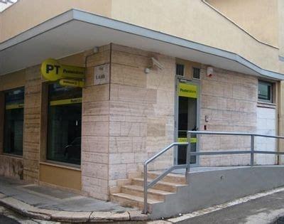ufficio postale orari corato uffici postali ecco i nuovi orari estivi e i