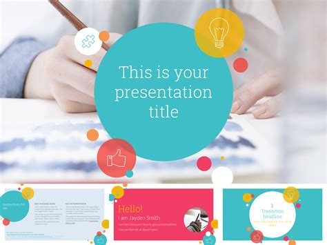 30 Free Google Slides Templates For Your Next Presentation ...