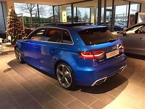 Audi A3 Bleu : audi rs3 sportback 8v page 79 ~ Medecine-chirurgie-esthetiques.com Avis de Voitures