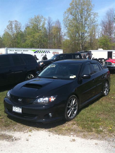 2009 Subaru Wrx Specs by 2009 Subaru Impreza Wrx 1 4 Mile Drag Racing Timeslip